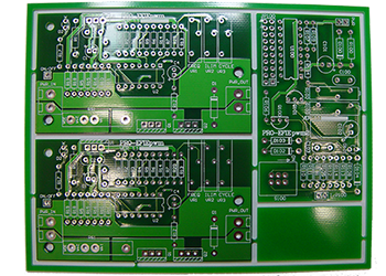 Double Side PCB Manufacturer In Gujarat - India Circuit